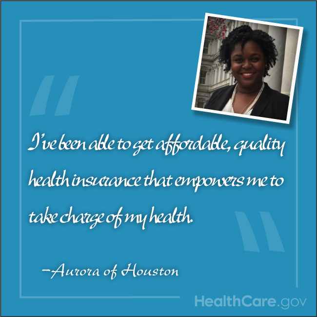 Aurora's #GetCovered Story