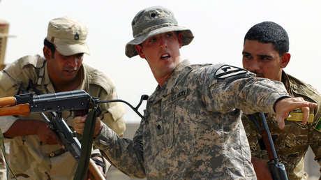 La coalición liderada por EE.UU. suspende el entrenamiento y soporte de las fuerzas de seguridad de Irak