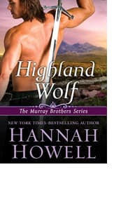 Highland Wolf by Hannah Howell