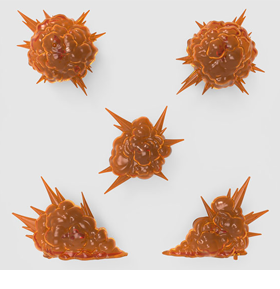 Figure-rise Burst Effect