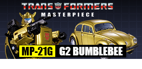MP-21G MASTERPIECE G2 BUMBLEBEE