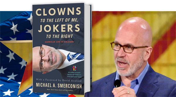 Online at the Reagan Library with Michael Smerconish