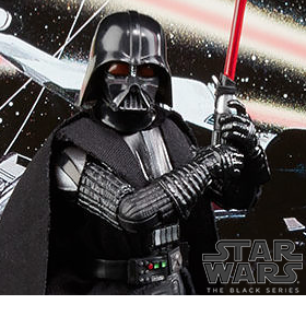 STAR WARS BLACK SERIES 40TH ANNIVERSARY DARTH VADER LEGACY PACK