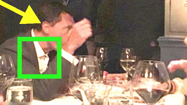 Obama's Fake Michelle Dinner! (Breaking Video)