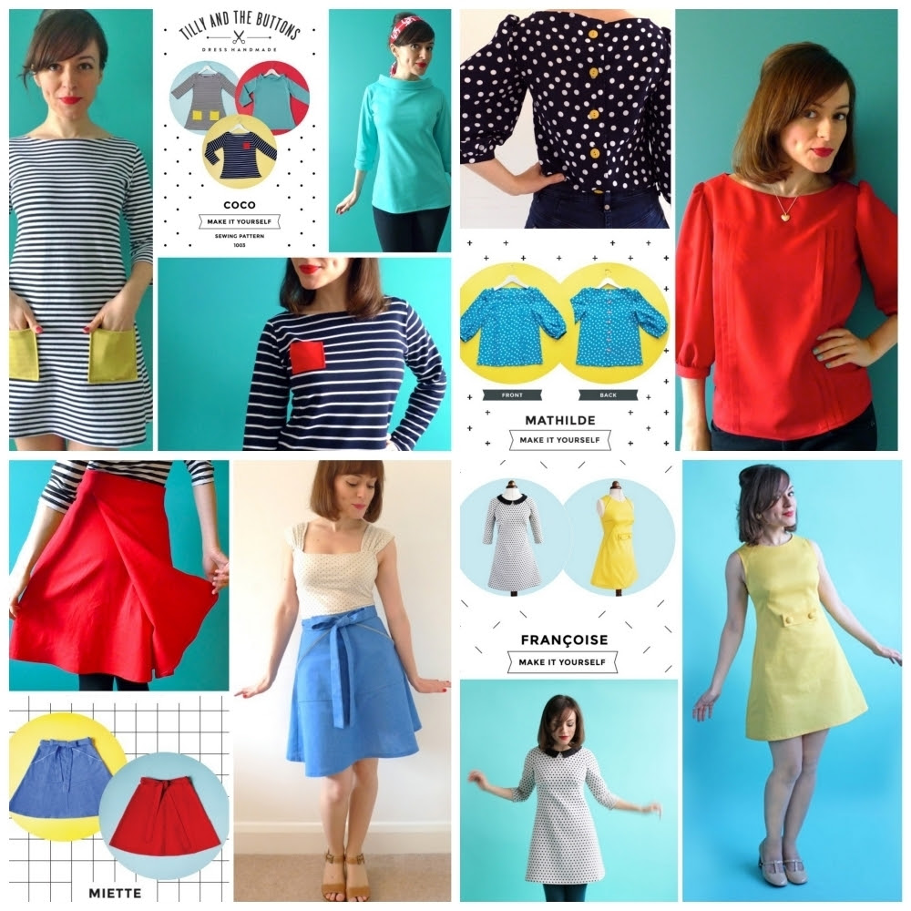 Tilly and the Buttons Sewing Pattern