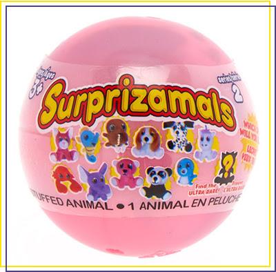 Series 2 Surprizamals Stuffed Animal Blind Box