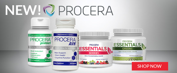 Established in 2005, Procera has become a leading cognitive health brand, developing and innovating around a line of products designed to support brain health.
