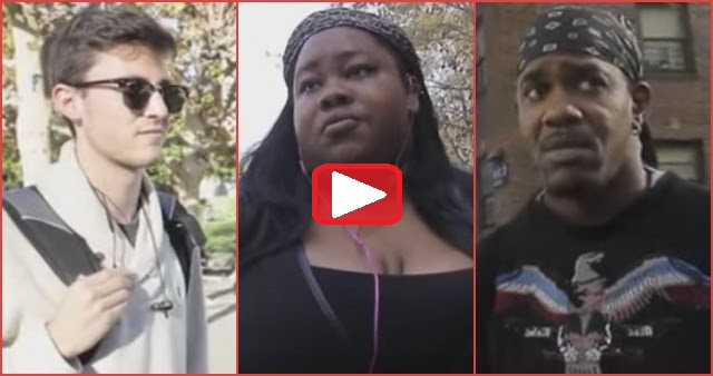 BOMBSHELL Video Of How White LIBERALS Honestly View Black People Is BLOWING UP The Internet…