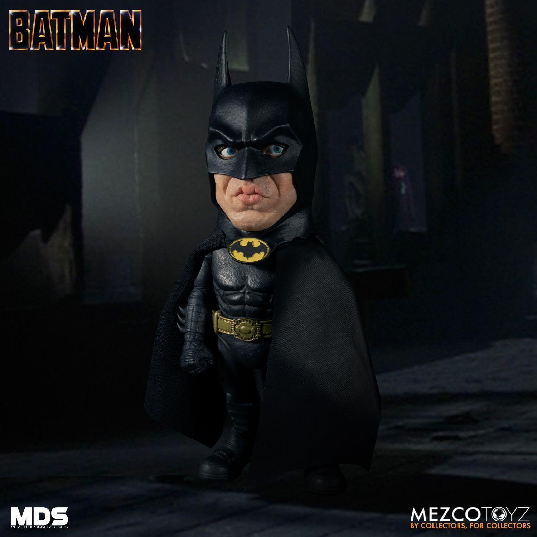 Image of Mezco Designer Series Deluxe Batman (1989)