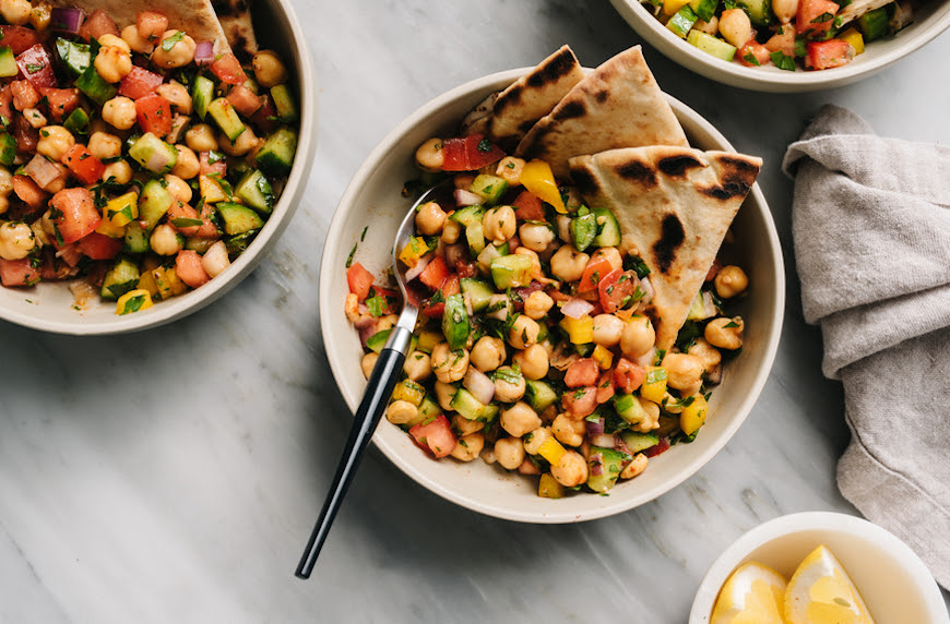 Chickpeas are a secret, high-fiber weapon for regulating blood sugar—here are 5 creative ways to use them