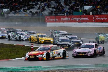DTM: Lucas Auer e Robert Wickens vencem em Nurburgring