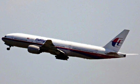 Malaysia Airlines flight MH17 takes off at 12.31 PM from Schiphol airport near Amsterdam.