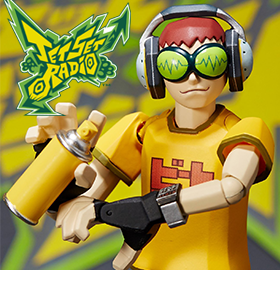JET SET RADIO GAME CLASSICS VOL 2 BEAT
