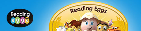 Learn to read in 5 weeks for FREE with Reading Eggs