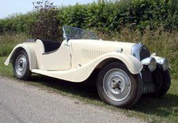 1938 Morgan 4/4