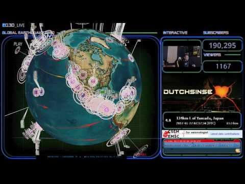 Dutchsince - PACIFIC EARTHQUAKE ALERT 6-9 days  Hqdefault