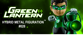 Hybrid Metal Figuration #028 Green Lantern