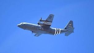 C-130J-30 Super Hercules USAF 62ALS Little Rock in D-Day marks (die-cast) | is due: October/November 2019