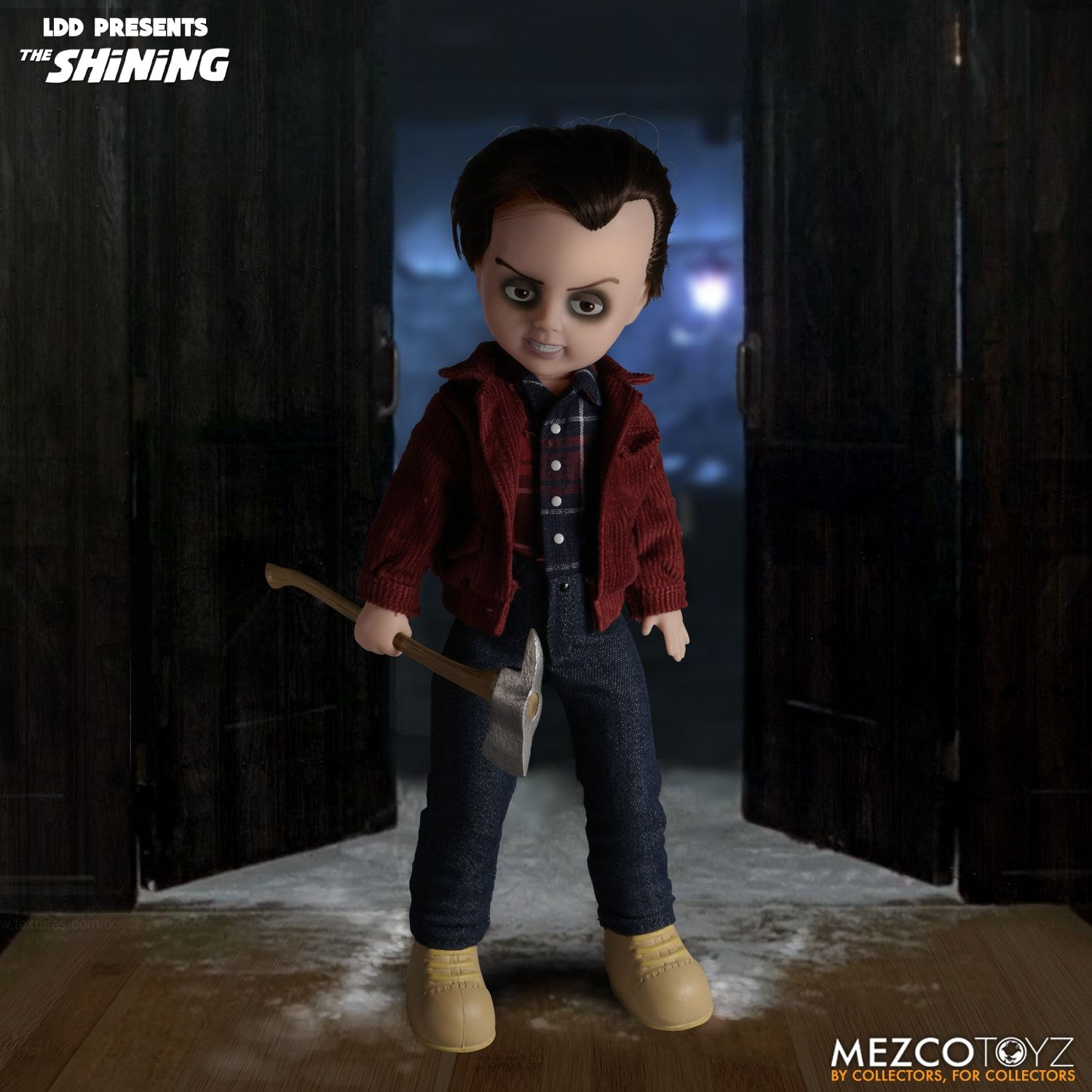 Image of Living Dead Dolls Presents: The Shining - Jack Torrance - JANUARY 2020