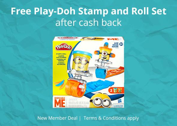 FREE Play-Doh set...