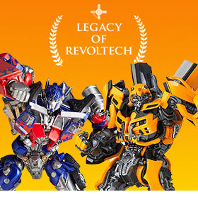LEGACY OF REVOLTECH TRANSFORMERS