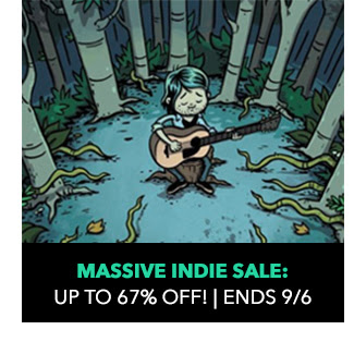 Massive Indie Sale: up to 67% off! Sale ends 9/6.