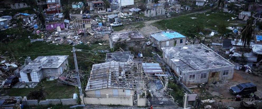 Image result for what happened after hurricane maria