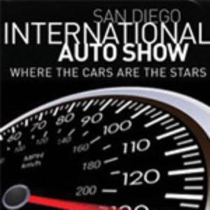 San Diego International Auto Show Image © www.facebook.com/SanDiegoAutoShow
