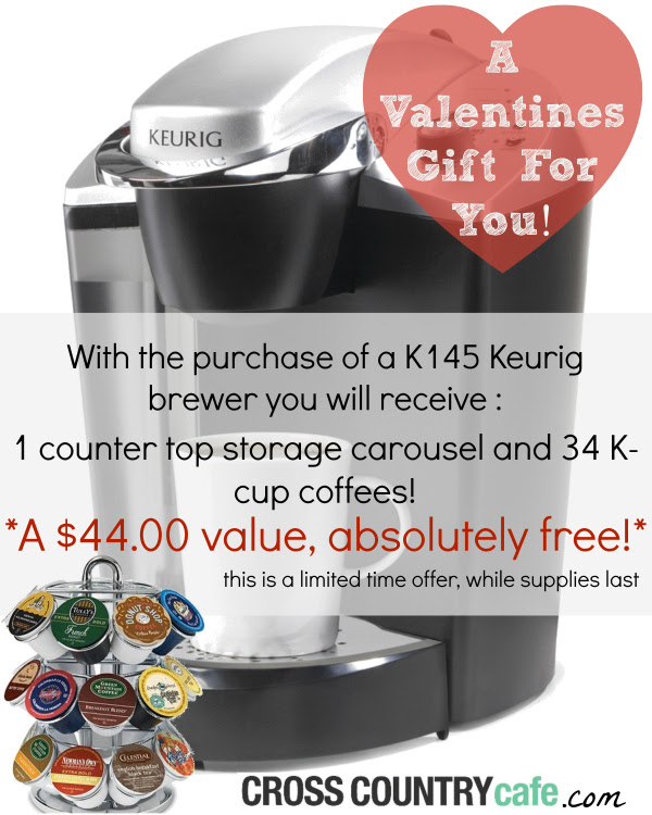 Brew the Love Keurig Sale plus...