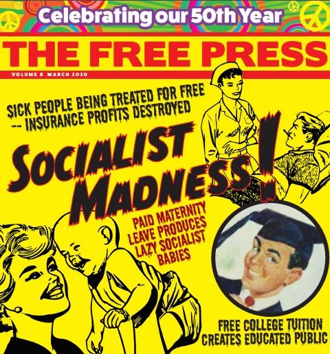 Cbus Free Press Cover