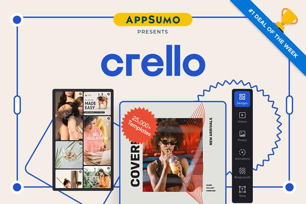Crello Lifetime Deal Promo Code
