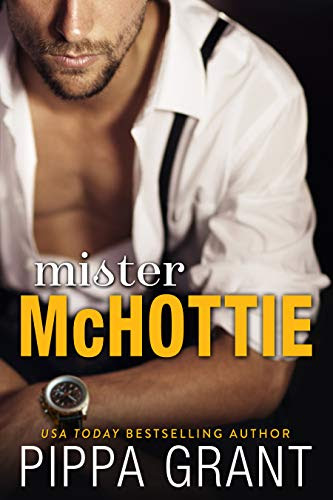 Cover for 'Mister McHottie'