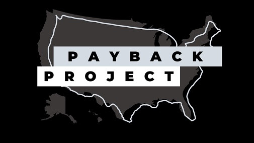 Payback project decorative logo