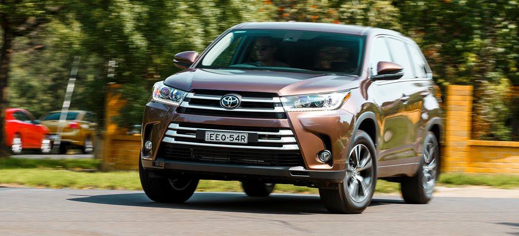 2020 Toyota Kluger GX