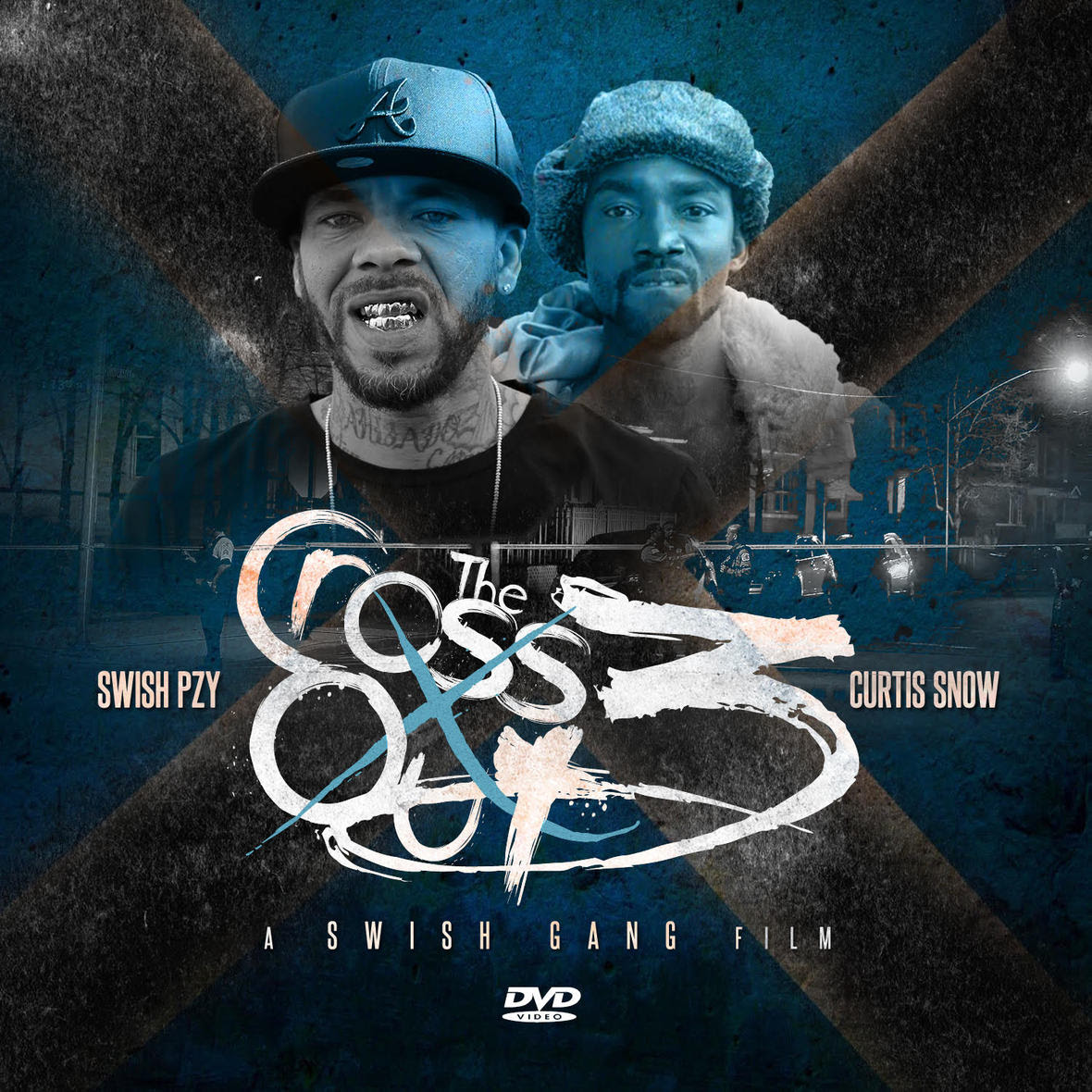 THE CROSS OUT 3 DVD COVER