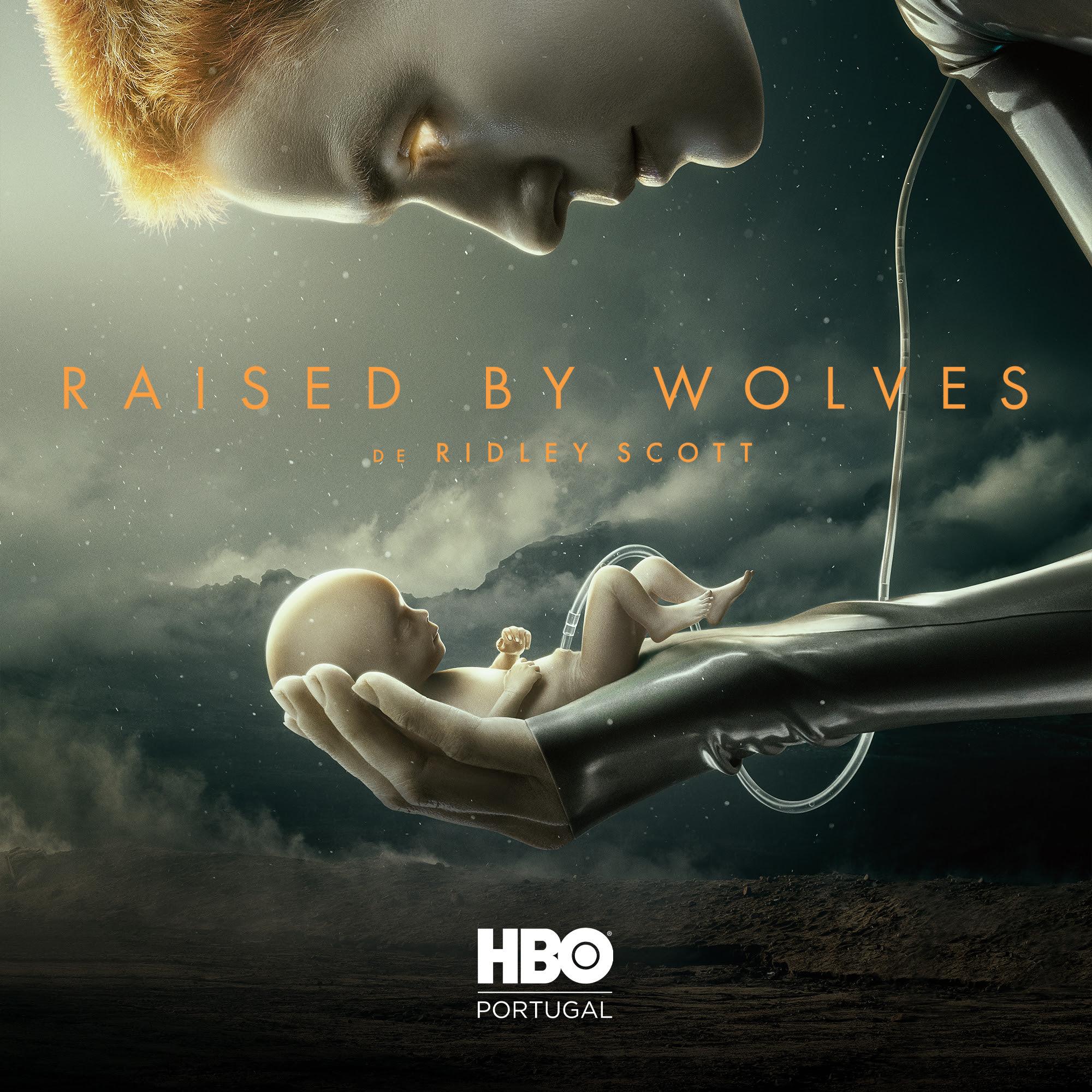 """PRIMEIRO TRAILER DA SÉRIE """"RAISED BY WOLVES"""" - ESTREIA DIA 4 DE SETEMBRO NA HBO PORTUGAL"""
