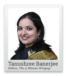 Tanushree Banerjee :: Editor, The 5 Minute Wrapup