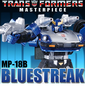 MP-18B MASTERPIECE BLUESTREAK