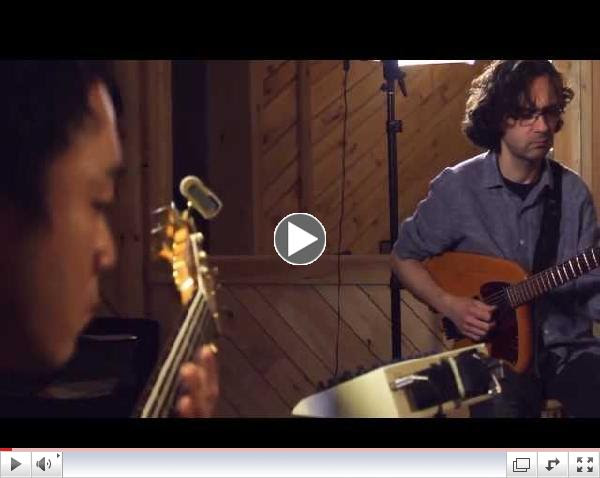 Oscar Peñas - Music of Departures and Returns - EPK