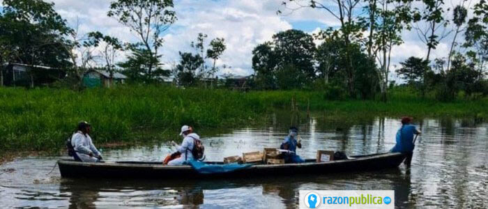 Vaupés y Amazonía