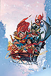 DCU Holiday Special 2017 Issue 1