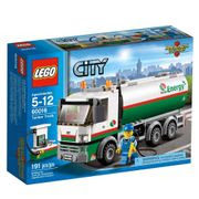 60016 LEGO City Caminhão de Combustível - Lego