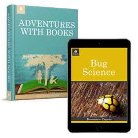 Enjoy 100s of courses such as Adventures with Books, Bug Science, and more!