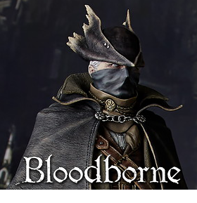 Bloodborne Hunter (The Old Hunters) 1/6 Scale Statue