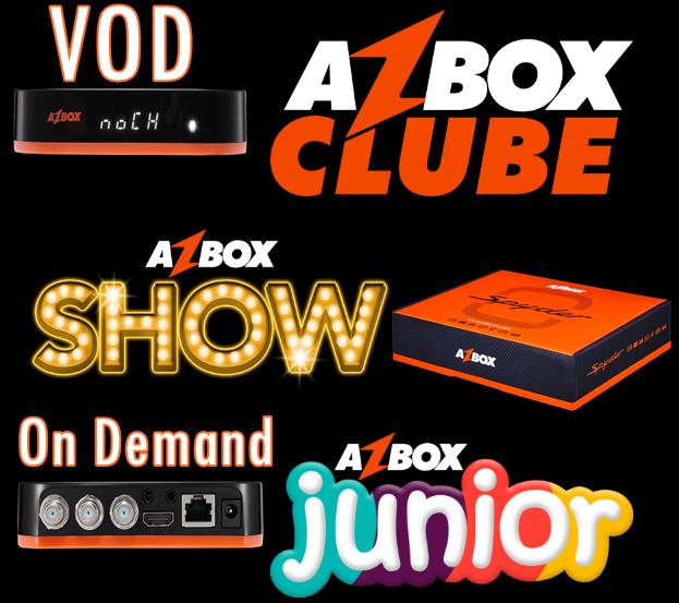 kQah412 - Azbox Spyder ACM Novos filmes adicionados ao VOD - 21/09/2017