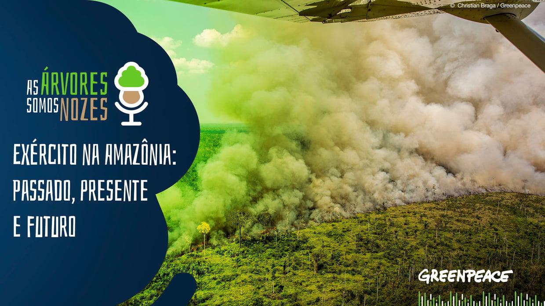 Exército na Amazônia: passado, presente e futuro.