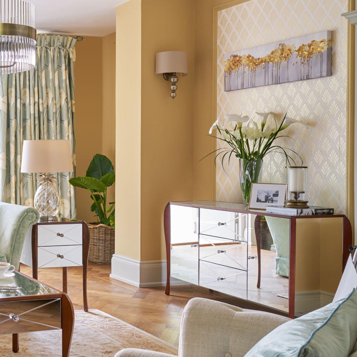 El glamour del mueble espejado con un 15% de descuento