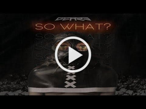 GEARS - SO WHAT (Official Lyric Video)