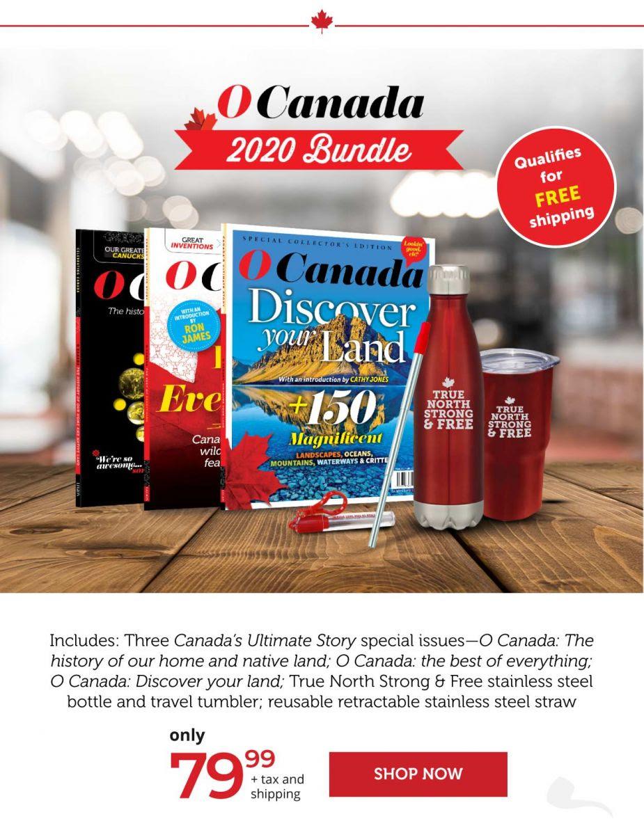 O Canada Bundle 2020