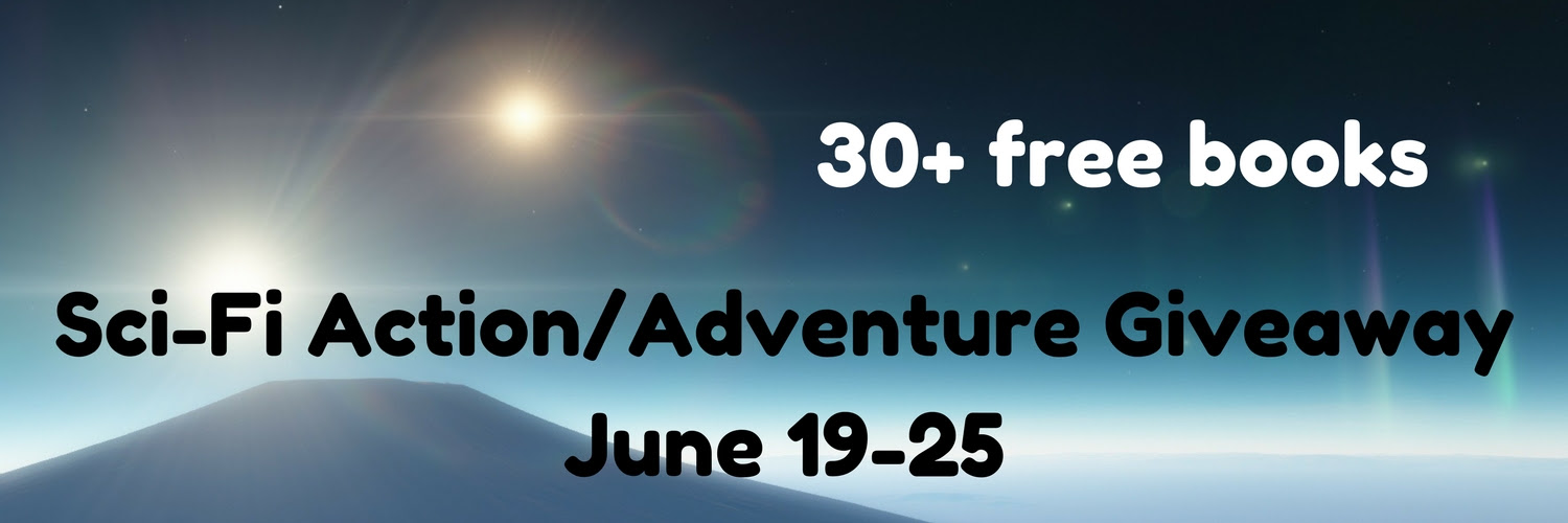 Sci-fi action/adventure giveaway